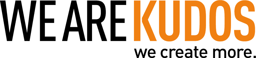 We Are Kudos Logo